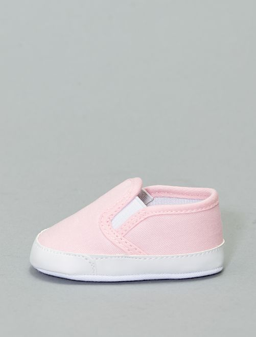Chaussures type slip-on                                                                 rose