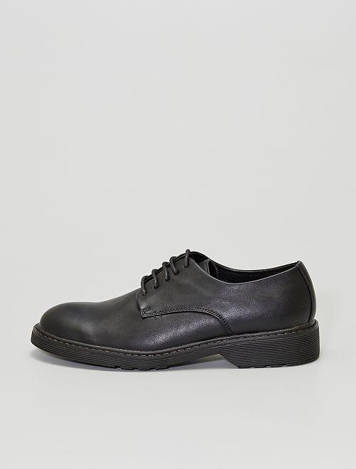 Chaussures ville                             NOIR