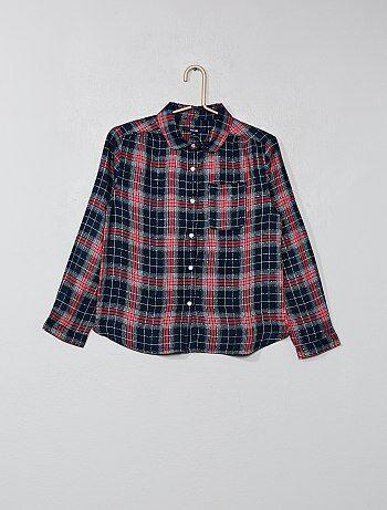 b6c319f01d2 Chemise fille et blouse - vêtement Vêtements fille