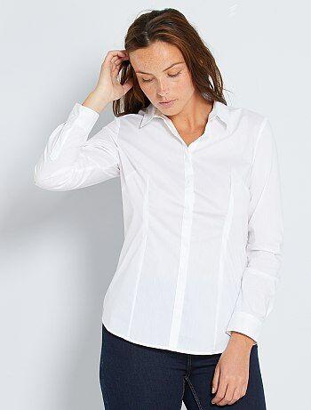 Soldes chemisier, achat de chemises pour femme pas cher Vêtements ... 168ab013340e