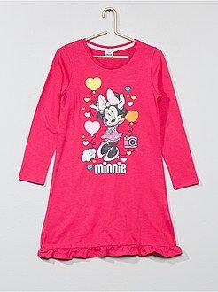 Pyjama, peignoir - Chemise de nuit 'Minnie Mouse' de 'Disney' - Kiabi