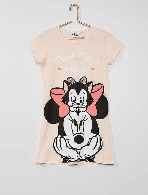 Chemise de nuit 'Minnie'                             rose