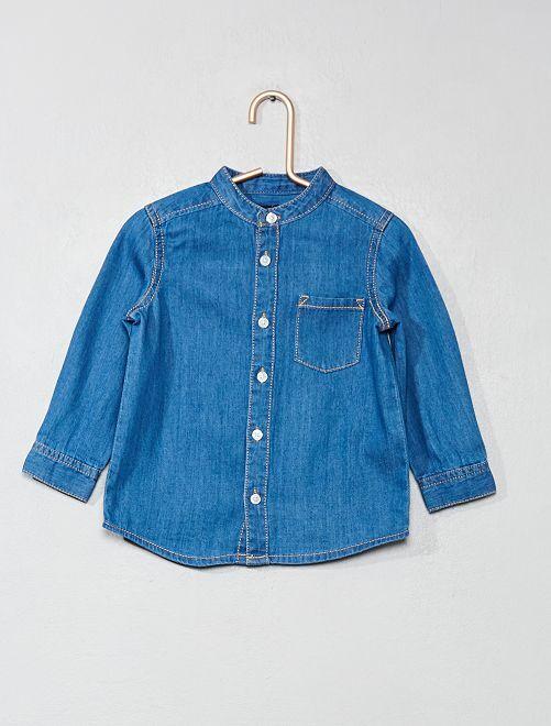 Chemise en jean                             denim Bébé garçon