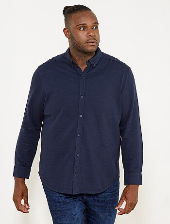 Homme Mode Taille Chemise Homme Kiabi Soldes Grande ngqXxSBwI