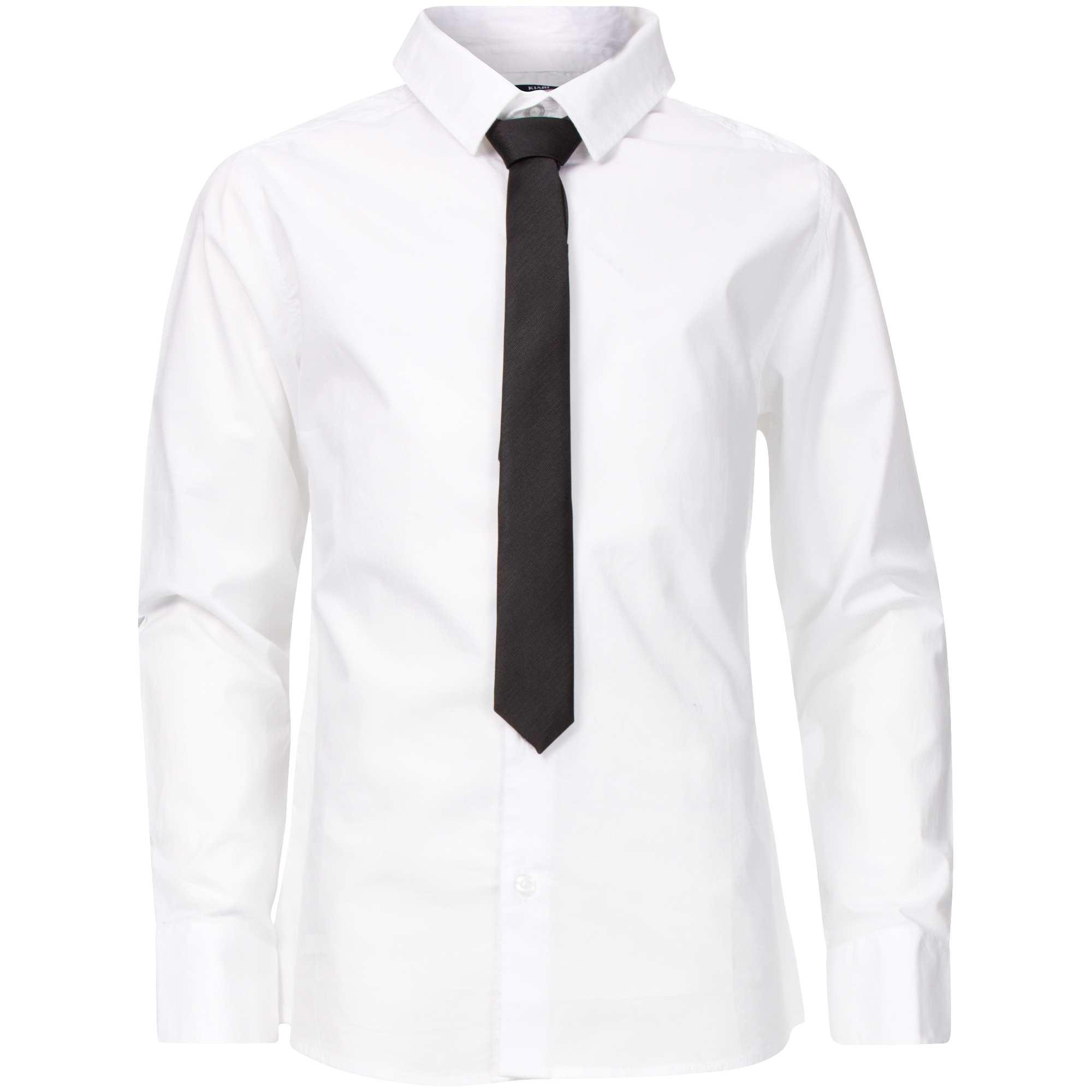 chemise en popeline gar on adolescent kiabi 15 00. Black Bedroom Furniture Sets. Home Design Ideas