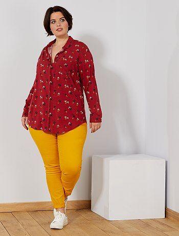 0762d65eaedcc6 chemise-fluide-imprimee-rouge-grande-taille-femme-wd138 11 fr1.jpg