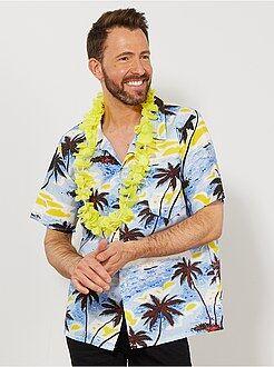 Déguisement homme - Chemise hawaienne - Kiabi