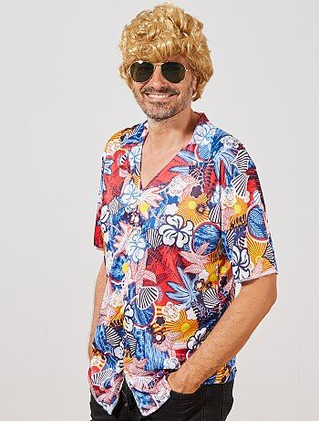 Chemise 'Hawaïenne'