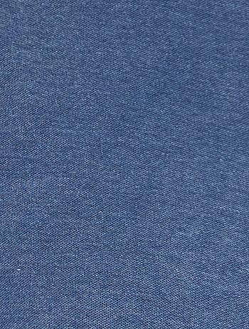 chemise regular en piqu grande taille homme bleu gris fonc kiabi 20 00. Black Bedroom Furniture Sets. Home Design Ideas