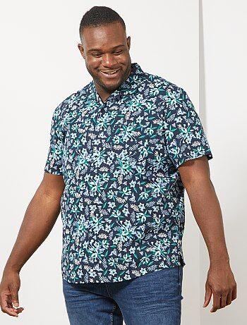 0bd20cdb2fe09 Soldes chemise manches courtes homme, chemisettes pour homme ...