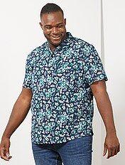 acheter populaire 33ba5 a5510 Chemise Vêtements homme | taille 5xl | Kiabi