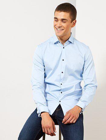 ecfaa4705 Chemise homme, chemises pas cher pour homme Vêtements homme   Kiabi