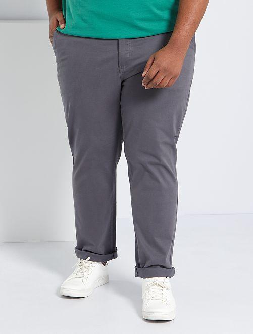 Chino regular L34                                                                                         gris