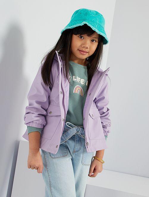 Ciré anti-pluie                                         violet
