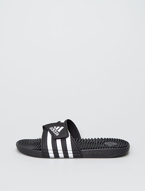Claquettes en plastique 'adidas'                             noir