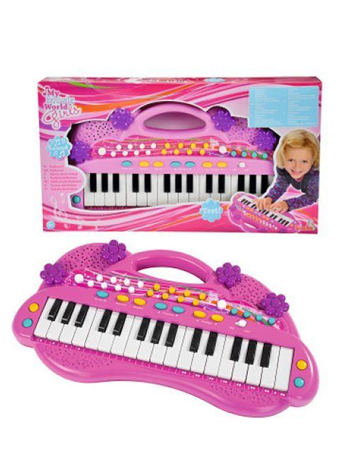 Clavier électronique                             rose