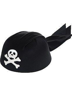 Homme - Coiffe de pirate - Kiabi