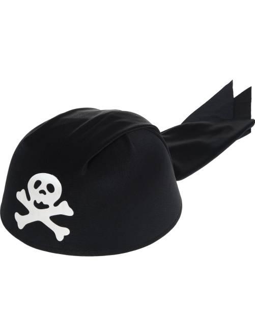 Coiffe de pirate                             noir