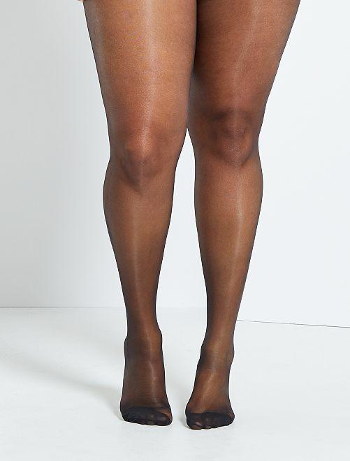 Collant Vitality Dinamica 40D 'Sanpellegrino'                             noir