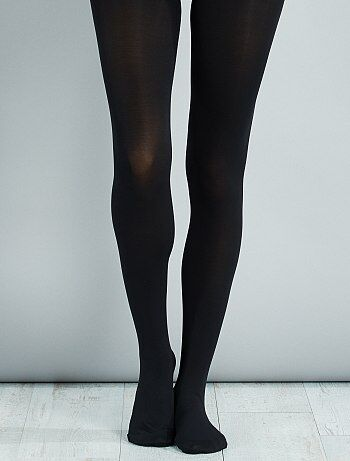 Lingerie du S au XXL - Collants 120 deniers - Kiabi