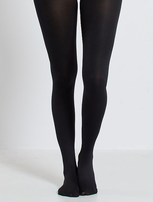 Collants 80D maternité                             noir