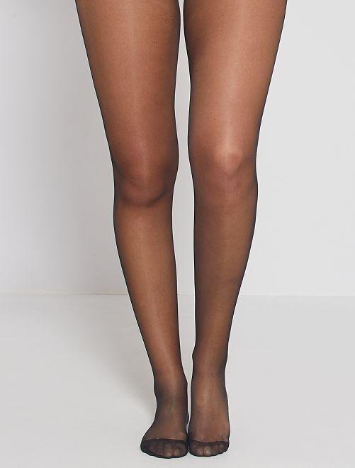 Collants Beauty Resist 15D 'DIM'                                         noir