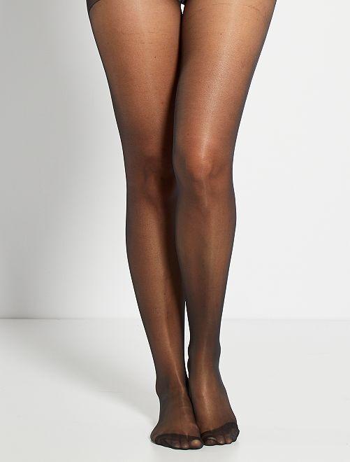 Collants Beauty Resist 'DIM' 15D                             noir