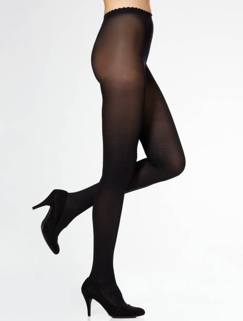 Collants Body Touch Opaque 40D de 'DIM'                             noir