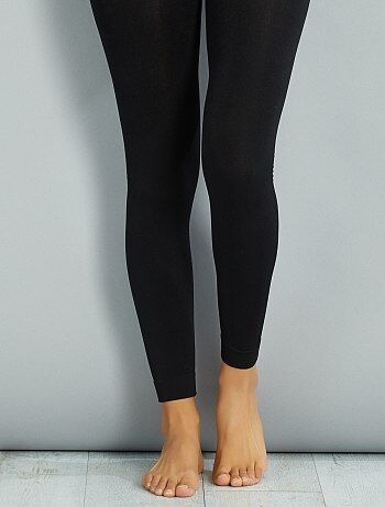 Collants leggings intérieur polaire