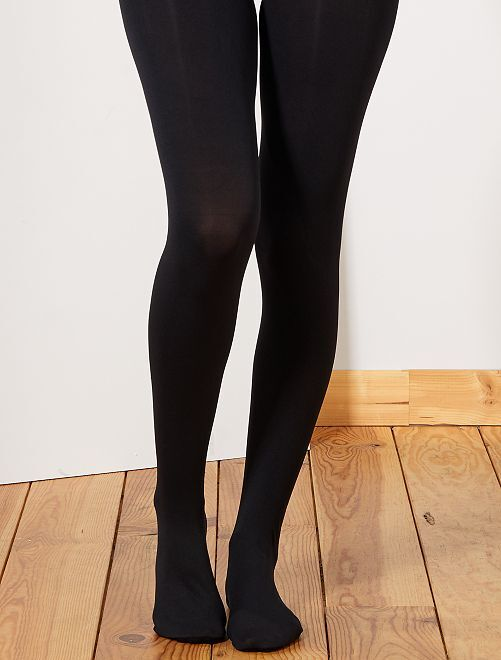Collants maternité 120D                             noir