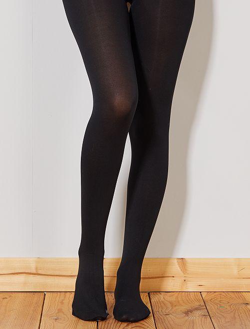 Collants opaques 120D                             noir