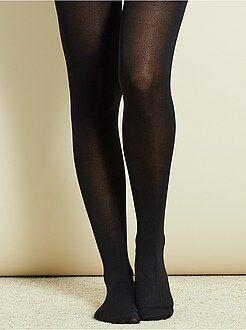 Collants, chaussettes - Collants opaques 200D de grossesse - Kiabi
