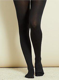Collants, chaussettes - Collants opaques 80D de grossesse - Kiabi