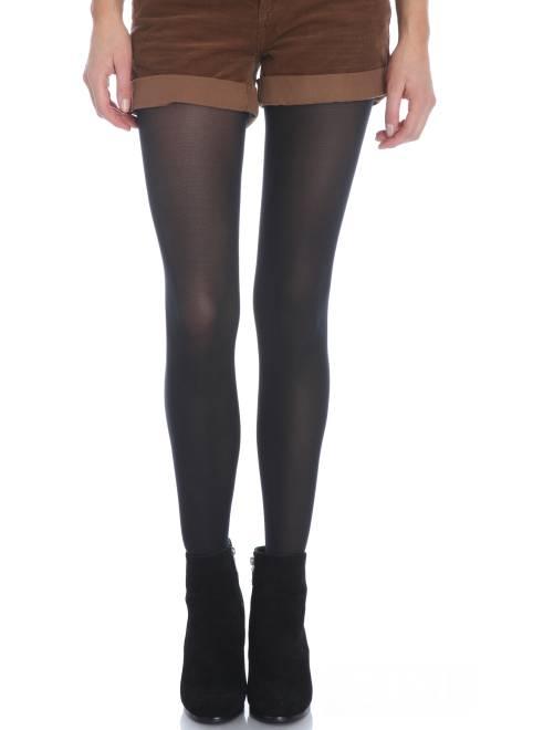Collants opaques veloutés 'DIM' 50D                                                                                                                 noir