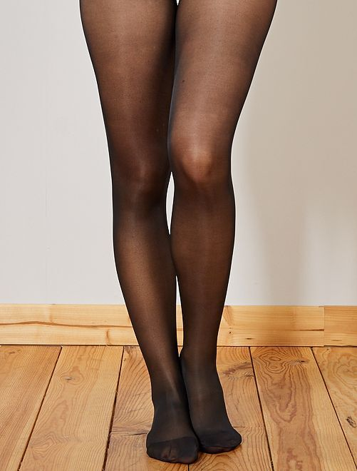 Collants Perfect Contention 45D 'DIM'                             noir