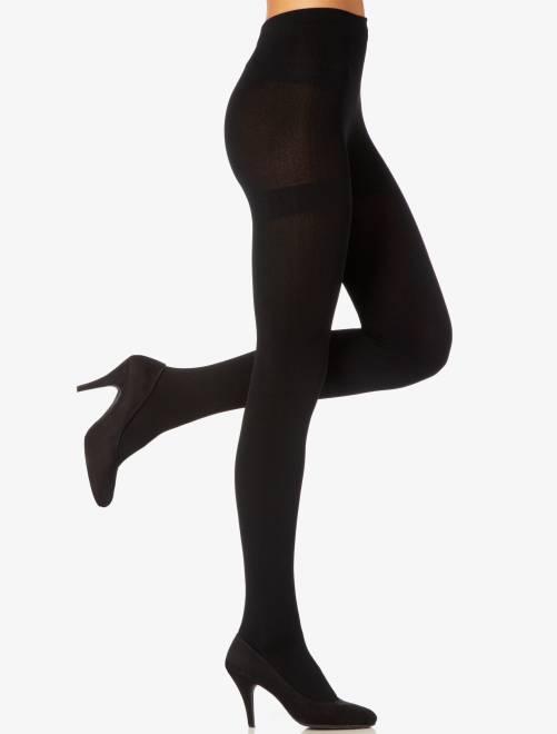 Collants polaire 'DIM'                             noir Lingerie du s au xxl