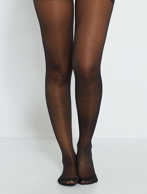 Collants 'Sanpellegrino' 70D                             noir