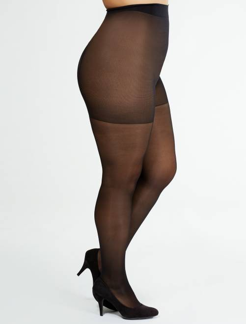 Collants 'Sanpellegrino' Caresse 40D                                         noir