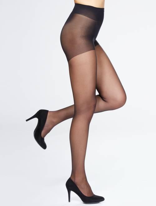 Collants 'Sanpellegrino' Comodo 20D                                         noir Lingerie du s au xxl