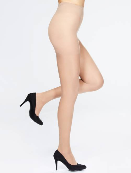 Collants 'Sanpellegrino' Support 40D                     beige