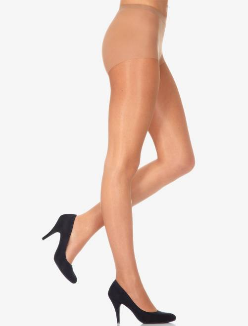 Collants Sublim Voile Brillant de 'DIM' 15D                                                     gazelle