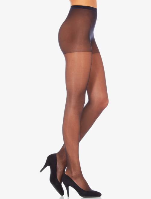 Collants Sublim Voile Brillant de 'DIM' 15D                                                     noir