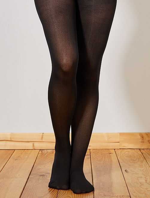 Collants ultra-opaques 200D                             noir