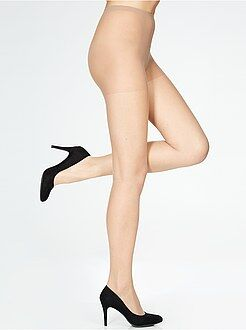 Collants voile transparent 8D