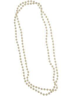 Collier de perles long - Kiabi