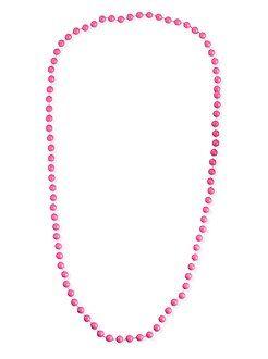 Femme du 34 au 48 - Collier long perles - Kiabi