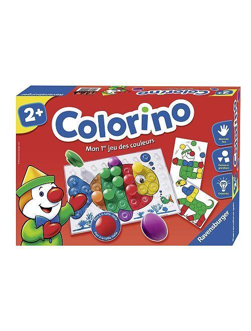 Colorino jeu des couleurs                             multicolore