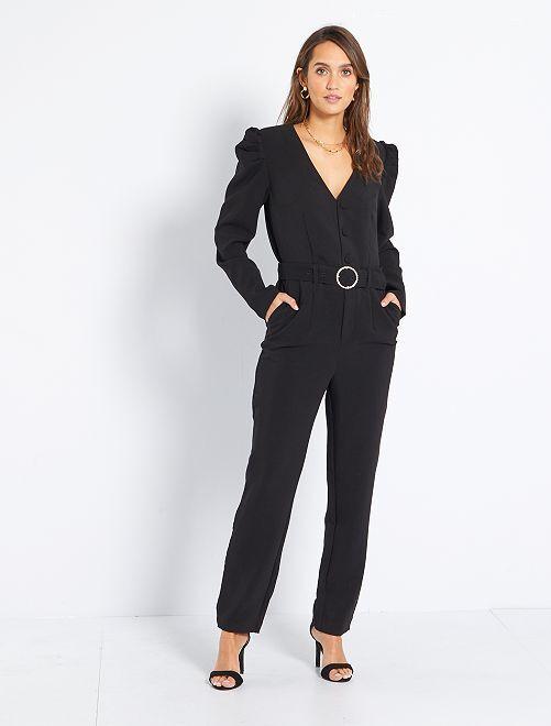 Combinaison pantalon                             noir