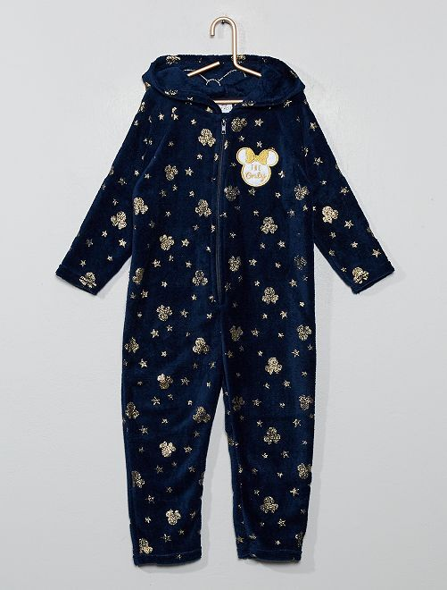 Combinaison pyjama 'Minnie'                                         bleu marine