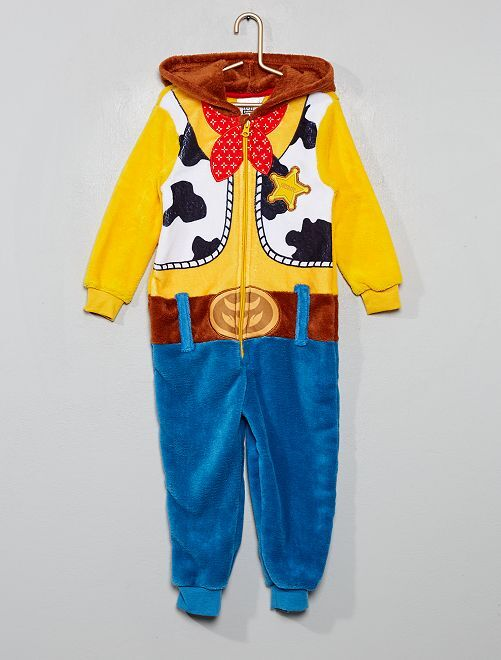 Combinaison 'Woody' 'Toy Story' en polaire                             jaune